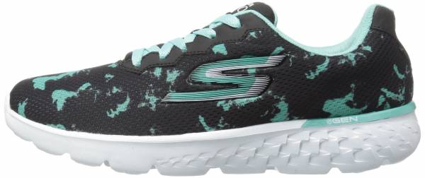 Skechers GOrun 400 woman black/aqua