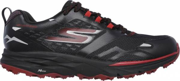 Skechers GOtrail men black/red