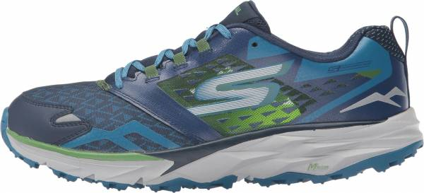 Skechers GOtrail Navy/Green