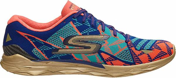 Skechers GOmeb Speed Elite Blue/coral