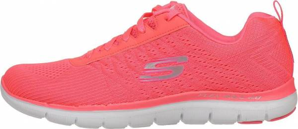 Skechers Flex Appeal 2.0 woman rosa (pink (crl))