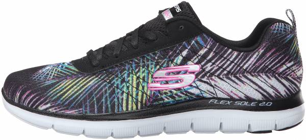 Skechers Flex Appeal 2.0 woman tropical/black