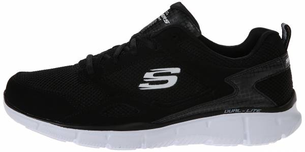 Skechers Flex Appeal 2.0 woman nero (bkw)