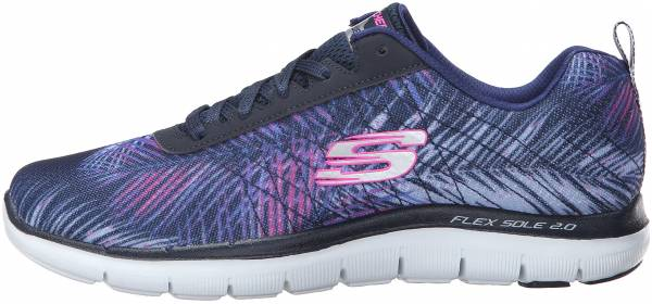 Skechers Flex Appeal 2.0 woman blue (nvpk)