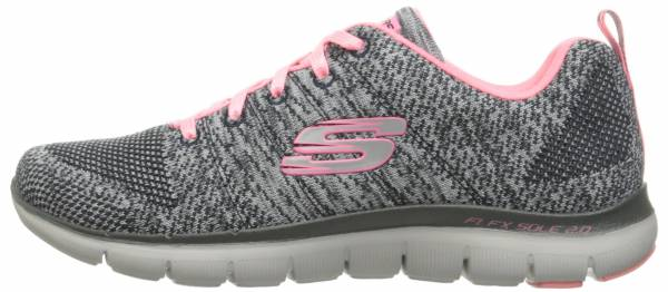 Skechers Flex Appeal 2.0 woman grau
