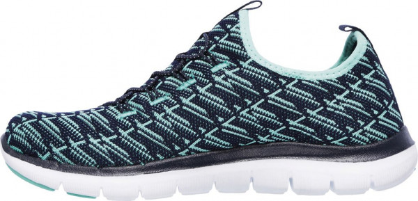 Skechers Flex Appeal 2.0 woman navy/hot pink
