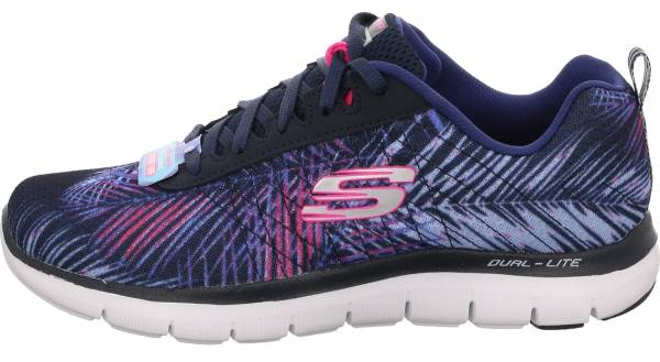 Skechers Flex Appeal 2.0 woman blau