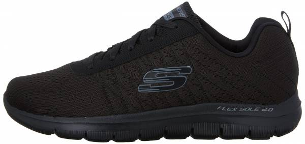 Skechers Flex Appeal 2.0 woman black