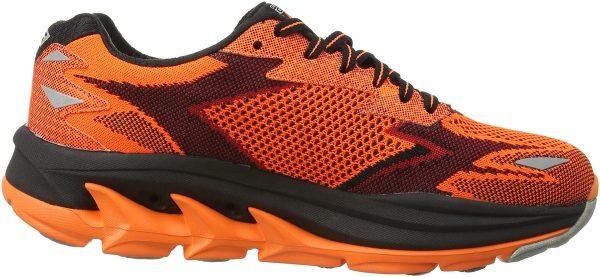 Skechers GOrun Ultra Road men orange (orbk)