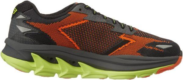 Skechers GOrun Ultra Road men orange/lime