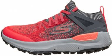 cd468bce9938 Skechers GOrun MaxTrail 5 Ultra Charcoal Orange Men