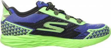 Skechers GOrun 5 Blue (Blue/Green) Men