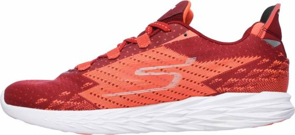 Skechers GOrun 5 men red/orange