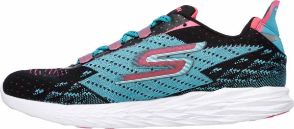 Skechers GOrun 5 woman black/teal