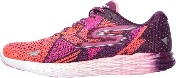 Skechers GOmeb Razor - Purple/Pink