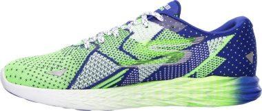 Skechers GOmeb Razor Green/Blue Men