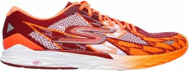 Skechers GOmeb Speed 4 - oranje (RDOR)