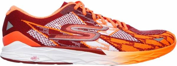 Skechers GOmeb Speed 4 - oranje