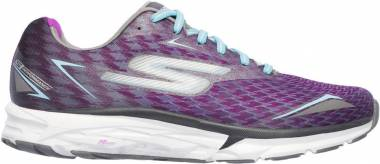Skechers GOrun Forza 2 - Charcoal / Purple (CCPR)