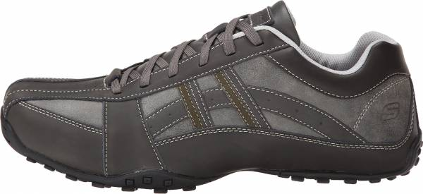 Skechers Citywalk - Malton Charcoal