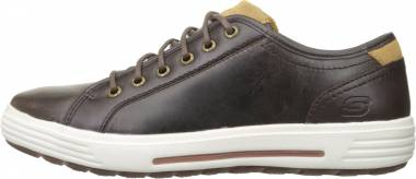 Skechers Porter - Ressen - Brown (DKBR)