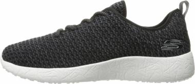 Skechers Burst - Donlen - Black White (BKW)
