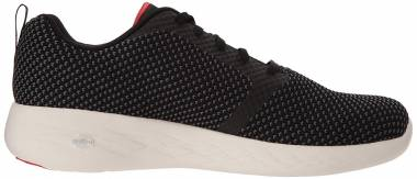 Skechers GOrun 600 - Black/Red (649)