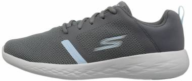 Skechers GOrun 600 Charcoal/Blue Men