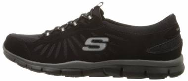 Skechers Sport Women's Gratis In Motion Fashion Sneaker Black 11 M US