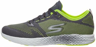 Skechers GOmeb Razor 2 - Charcoal Lime (489)