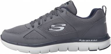 Skechers Flex Advantage 2.0 - Charcoal (CCBL)