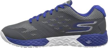 Skechers GOtrain - Endurance - Grey Charcoal Blue (CCBL)