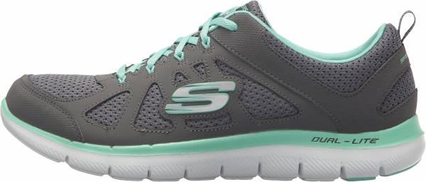 Skechers Flex Appeal 2.0 - Simplistic - Grey (325)