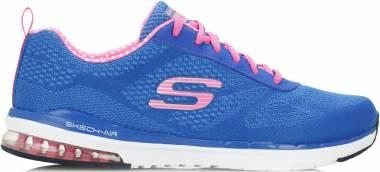 Skechers Skech-Air Infinity - Navy/Pink (12111BLHP)