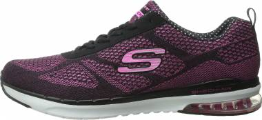 Skechers Skech-Air Infinity BLACK/HOT PINK Men