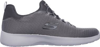 Skechers Dynamight - Charcoal (58360CHAR)