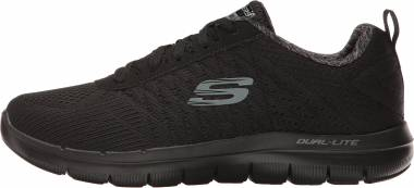 Skechers Flex Advantage 2.0 - The Happs - Black (BBK)