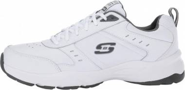 Skechers Haniger - White/Charcoal