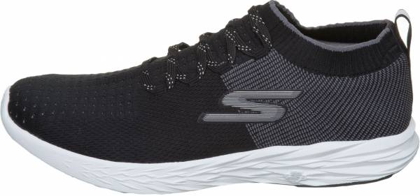 Skechers GOrun 6 Black/White