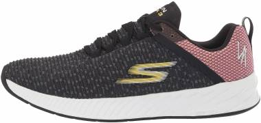 Skechers GOrun Forza 3 - Black/Purple (BKPR)
