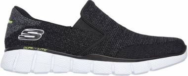 Skechers Equalizer 2.0 - Black White (51521BKW)