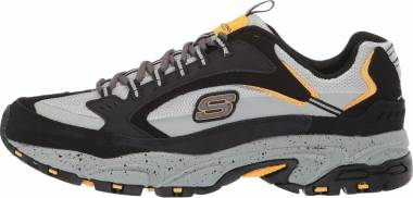 Skechers Stamina - Cutback - Black/Grey (023)