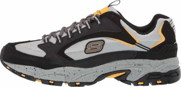 Skechers Mens Fitness Sports Trainers Running Gym Laces Size 6 7 8 9 10 11 12 13