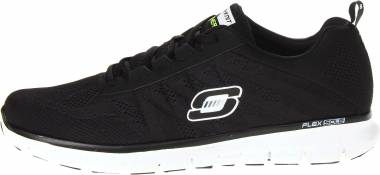 Skechers Synergy - Power Switch - Black (BKW)