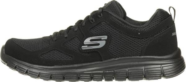 Skechers Burns - Agoura - Black (BBK)