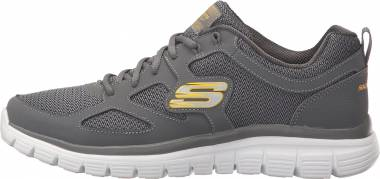 Skechers Burns - Agoura - Charcoal (917)
