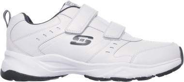 Skechers Haniger - Casspi White/Charcoal Men