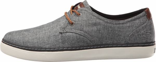 Skechers Relaxed Fit: Palen - Gadon - Gray