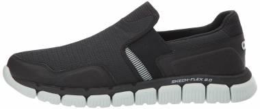 Skechers Relaxed Fit: Skech-Flex 2.0 Black/Gray Men