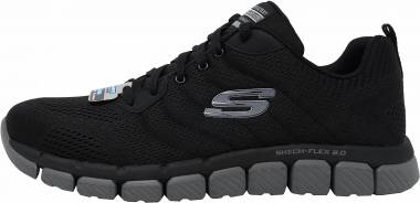 Skechers Skech-Flex 2.0 - Milwee Black Men